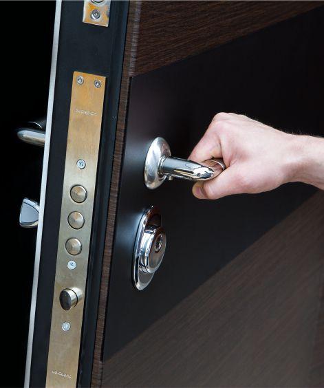 металлическая дверь 2 5 мм